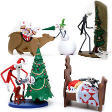 Nightmare Before Christmas Trading Figures Series 1 Extra 4pc Set