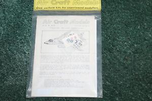 AIR CRAFT MODELS 1:144 VACU-FORM KIT - DOUGLAS RB-66B DESTROYER #404