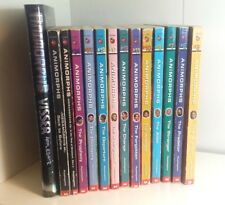 LOT OF 14 books Paperback ANIMORPHS Series Good and OK condition
