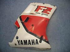 RIGHT SIDE COVER COWLING PLASTIC COWL 1988 YAMAHA FZ750 FAZER FZ 750 88