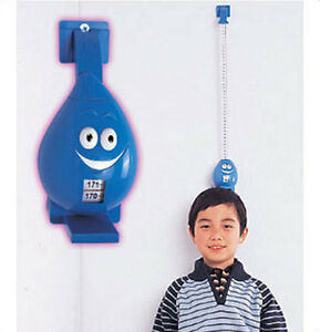 Kids Height Charts Measure Growth Gauge High Scale Pull Down up to 170cm NEW!