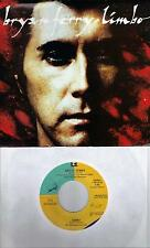 BRYAN FERRY  Limbo  2 versions  rare promo 45 with PicSleeve  ROXY MUSIC