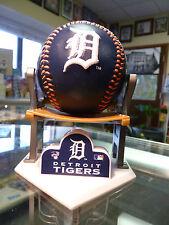 Detroit Tigers Stadium Seat & Baseball Rawlings Awesome Display NEW! MLBHologram