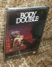 BODY DOUBLE DVD, NEW & SEALED, HARD TO FIND EDITION, A BRIAN DE PALMA FILM