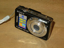 Sony Cyber-shot dsc-w55 7.2 Cámara Digital MP - Negro
