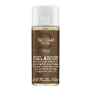 TIGI Bed Head for men Fuel Around Beard Oil 1.69 oz / 50 ml moisturizes softens