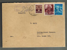 1935 Bucharest Romania Cover to Codlea