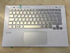 Sony Vaio SVS131 SVS13129CJ Palmrest Touchpad German DE Keyboard A1889899A