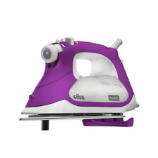 Oliso Orchid TG1100 1800 Watts Quilters Smart Steam Iron Pro iTouch Technology