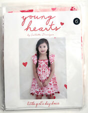Young Hearts by COLLETTE DINNIGAN Girls Pink Dress  . Size 6 . NEW . NWT