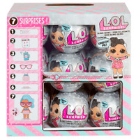 LOL Surprise Dolls BLING SERIES - HARD TO GET - FULL CASE / box of 18 -FAST POST
