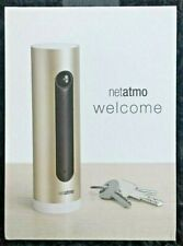 Netatmo Welcome Indoor Security Camera With Face Recognition