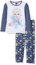 pyjama manches longues reine des neiges 5 ans violet
