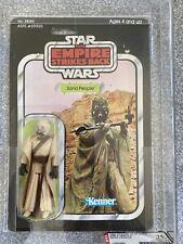 AFA Graded 75 Star Wars ESB Sand People MOC Kenner 41 Back