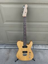 Warmoth Custom Telecaster Electric Guitar Fralin P90s