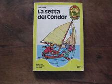 """Paul Dorval, """"La setta dei Condor"""", numero 107"""