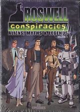 Roswell Conspiracies: Aliens, Myths & Legends, Vol. 1