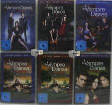 The Vampire Diaries - DVD Sammlung - Staffeln 1 bis 5 - Mystery Serie