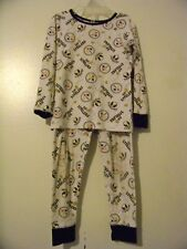 Toddler Boys Pittsburg Steelers Pajamas Size 4T GUC