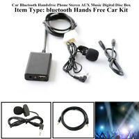 Bluetooth Kit Handsfree Stereo AUX Adapter Interface Fit For Toyota Lexus Navi