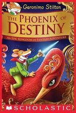 Geronimo Stilton and the Kingdom of Fantasy Special Edition: The Phoenix of Des…