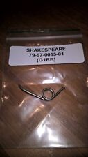 SHAKESPEARE BAIL WIRE SPRING. SHAKESPEARE PART REF# 79-67-0015-01.