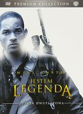 I Am Legend  Limited Edition Steelbox DVD Will Smith  UK Release New Sealed R2