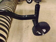 Universal Landscape Rake Wheel Kit Drop WKD150