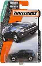 Matchbox Jeep Cherokee Trailhawk (102/125 - navy livery, long card)