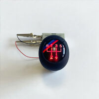 beleuchteter 5-Gang-Schaltknauf für E36 E39 / 46 E53 E60 E90 / 91