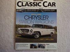 Classic Car 2013 December 1934 Pontiac 1949 Dodge 1950's Nash Chrysler wagons