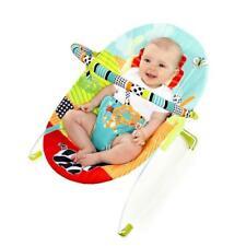 Baby Wippe Schaukelstuhl Schaukel Babywippe mit Greif Spielzeug 102286