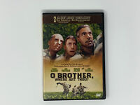 O Brother, Where Art Thou DVD COMPLETE WITH CASE & COVER ART