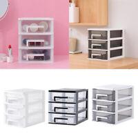 Desktop Storage Shelf Rack Holder Kitchen Bathroom Organizer Stand Drawer