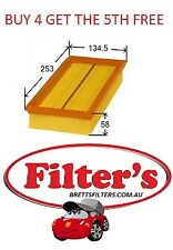 AIR FILTER FOR CITROEN C5 ESTATE 1.6L DV6TED4 NOV 04- FEB 08