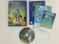 DVD Disney VF   Le Livre de la Jungle 2   Losange n°69   Envoi rapide et suivi