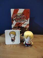 Kidrobot Street Fighter- Vega