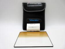 "Schneider 4x5.65"" Graduated Tobacco 1 Soft Edge Horizontal Grad 68-217155"