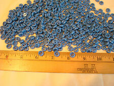 400 Small Baby or Doll Clothing Buttons~Sewing~Quilting~Jewelry~BRIGHT BLUE
