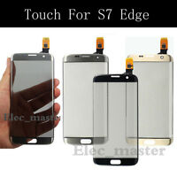 For Samsung Galaxy S7 Edge G935 Touch Screen Digitizer Glass Lens Replacement