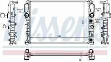 Radiator-GAS, Auto Trans Front Nissens 62792A fits 03-04 Mercedes E320