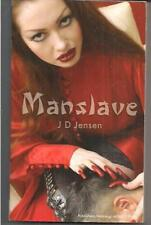 MANSLAVE ~ NEXUS 2004 UK J.D. JENSEN FETISH EROTICA PULP SLEAZE BDSM FEMDOM