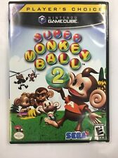Super Monkey Ball 2 (Nintendo GameCube, 2002)