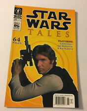 STAR WARS TALES #11 NM-/NM NEWSSTAND HAN SOLO PHOTO VARIANT COVER DARK HORSE