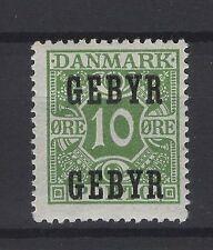 DANIA, DENMARK STAMPS, 1923 Mi. 14 V **.