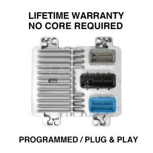Engine Computer Programmed Plug&Play 2005 Isuzu Ascender 12598982 YLMA 5.3L ECM