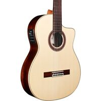 Cordoba GK Studio Negra Classical Acoustic-Electric Guitar Natural