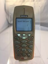 Nokia 3510i Gold Unlocked Network