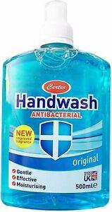 Certex Antibacterial Handwash Blue 500ml FREE POSTAGE