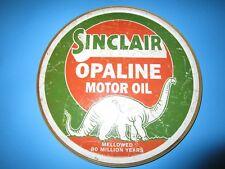 tin metal gasoline service station man cave advertising decor gas oil sinclair